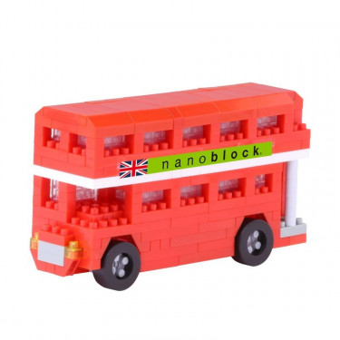 Bus londonien nanoblock