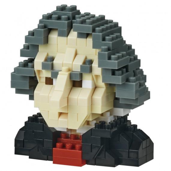 Buste de Beethoven Nanoblock
