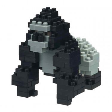 Gorille nanoblock