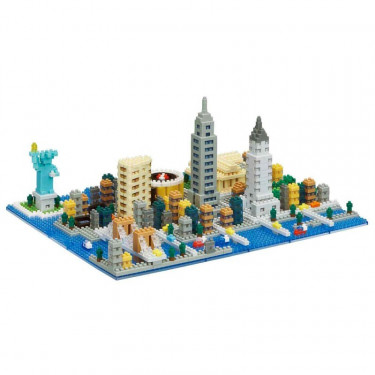 Ville de New York Nanoblock