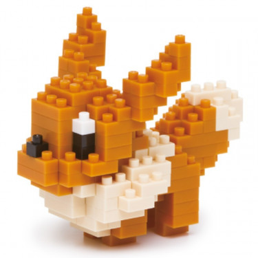"POKEMON nanoblock ""Evoli"""