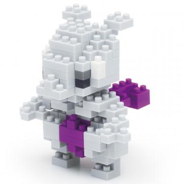 """POKEMON nanoblock """"Mewtwo"""""""