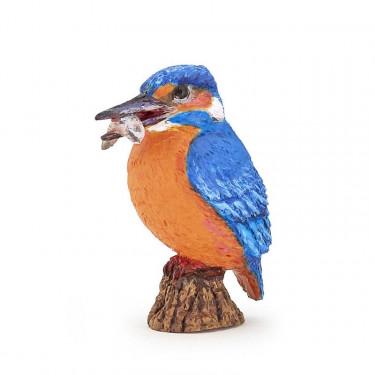 Martin-pêcheur, figurine PAPO 50246