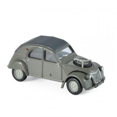 Citroën 2CV 4x4 Etna grey NOREV classic