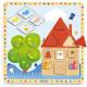 """Puzzle éducatif en bois """"Ludigeo"""" DJECO 1803"""