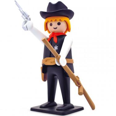 Le shérif Playmobil Collectoys de Plastoy