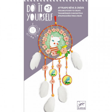 "Attrape-rêve à créer ""Arlecat"" DIY DJECO 7960"