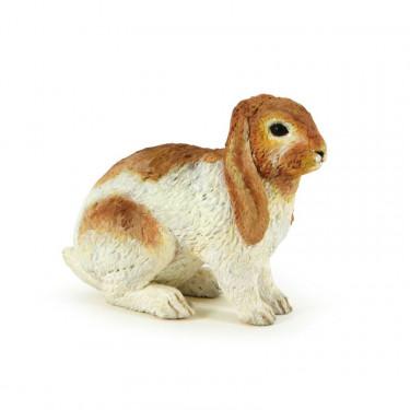 Lapin bélier, figurine PAPO 51173