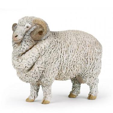Mouton mérinos, figurine PAPO 51174