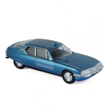Citroën SM 1971 gendarmerie NOREV classic