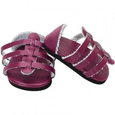 Sandales pour poupées de 28 cm Petitcollin