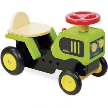 Tracteur porteur Vilac 1027