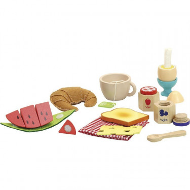 Le petit déjeuner 'Jour de marché' VILAC 8120