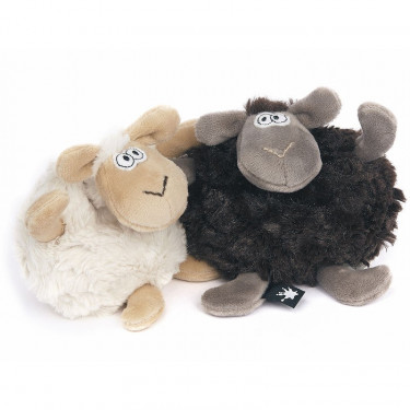 In good and bad days, moutons en peluche SIGIKID Beast 42370