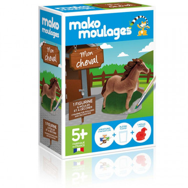Mako Moulages 'Mon cheval' 39051