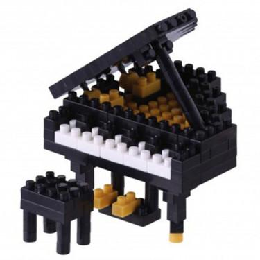 Piano à queue nanoblock
