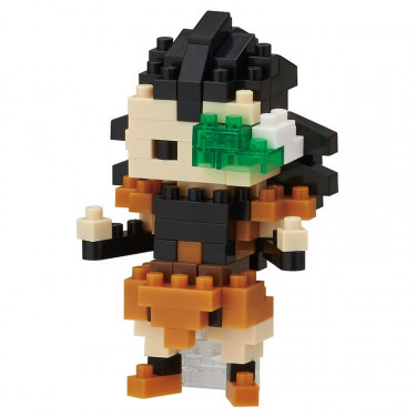 "Dragon Ball Z nanoblock ""Raditz"""