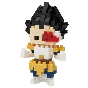 "Dragon Ball Z nanoblock ""Vegeta"""