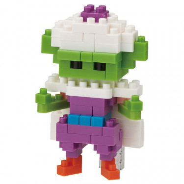 "Dragon Ball Z nanoblock ""Piccolo"""