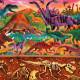 Puzzle dessus-dessous 'Le monde des dinosaures' 48 pcs CROCODILE CREEK