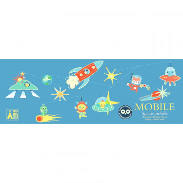Space mobile DJECO 4304