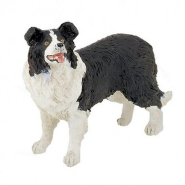 Border collie, figurine PAPO 54008
