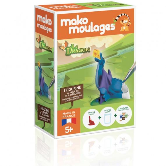 Mako Moulages 'Le dragon' 39060