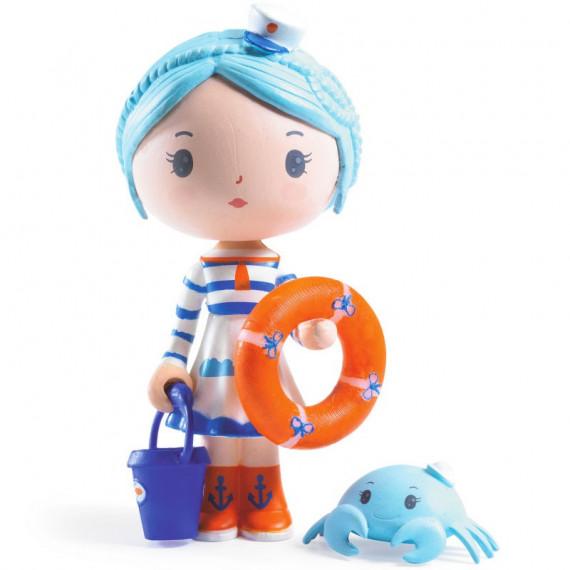 Marinette & Scouic figurine tinyly Djeco 6948