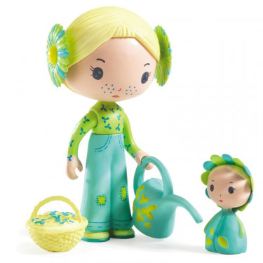 Flore & Bloom figurine tinyly Djeco 6944
