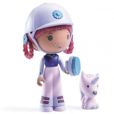 Joe & Gala figurine tinyly Djeco 6949