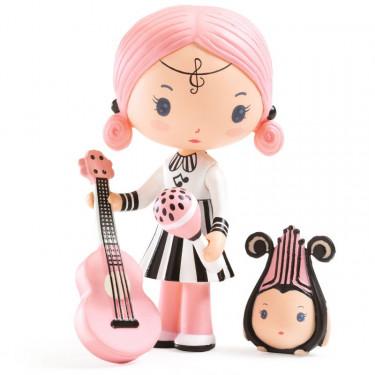 Sidonie & Zick figurine tinyly Djeco 6940