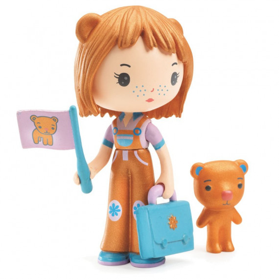 Anouk & Nours figurine tinyly Djeco 6941