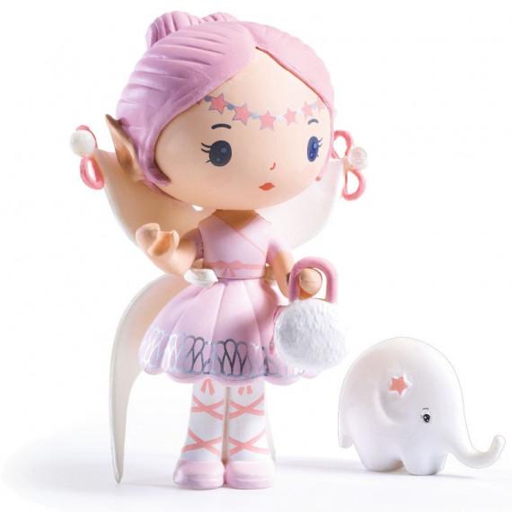 Elfe & Bolero figurine tinyly Djeco 6950