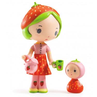 Berry & Lila figurine tinyly Djeco 6943