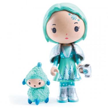 Cristale & Frizz figurine tinyly Djeco 6947