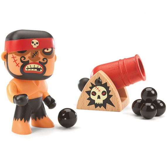Arty Toys RIC & BOUMCRAK djeco 6834