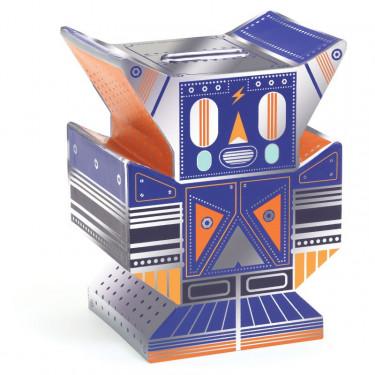 """Tirelire """"Robot"""" DJECO 3340"""