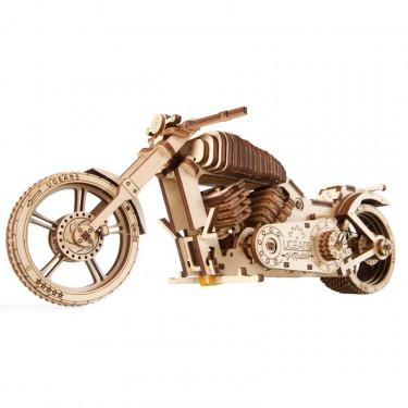 Moto VM-02 – Puzzle 3D Mécanique – Ugears France