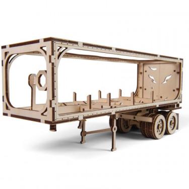 Remorque pour camion VM-03 – Puzzle 3D Mécanique – Ugears France