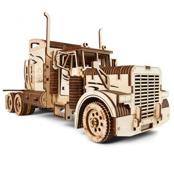 Camion VM-03 – Puzzle 3D Mécanique – Ugears France