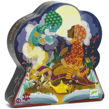 Puzzle Aladin 24 pcs Djeco 7281
