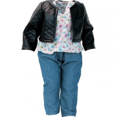 Vêtement de poupée Petitcollin 40 cm 'Saxe'