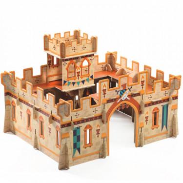 Le château médiéval DJECO 7714