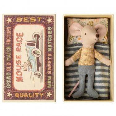Petite souris dans sa boîte Maileg