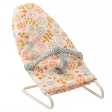 Siège transat pour bébé souris Maileg