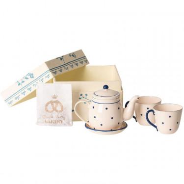 Thé et biscuits pour souris Maileg
