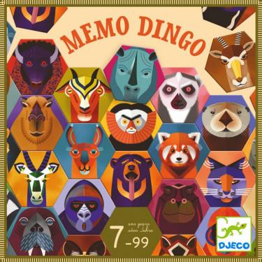Mémo Dingo DJECO 8538