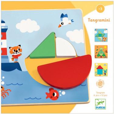 Tangramini, tangram pour les petits DJECO 1672