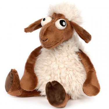 Crazy Sheep, mouton en peluche SIGIKID Beast 39338