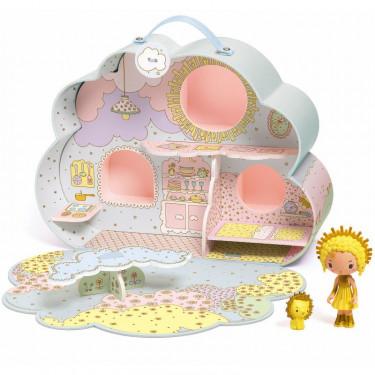 Maison tinyly de Sunny & Mia Djeco 6953